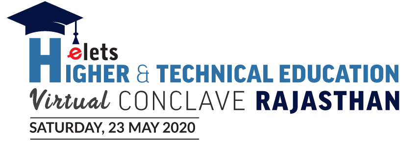 Higher and Technical Education Virtual Conclave Rajasthan